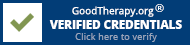 good therapy verified credentials Rachel Goodman MFT | Psychotherapy for Helpers | Berkeley, CA  94709